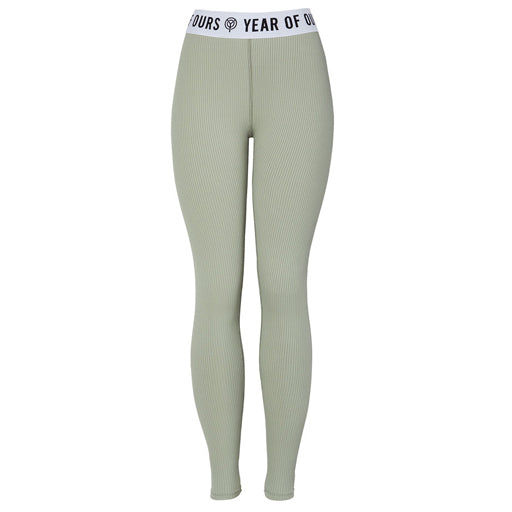 YEAR OF OURS - RIBBED SKATER LEGGING (SAGE GREEN)