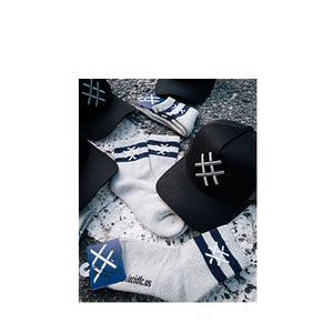 Lucid FC URL Sports Stripe Socks