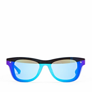 LINDA FARROW X 3.1 PHILLIP LIM - SINGLE LENS D FRAME (MARBLE)