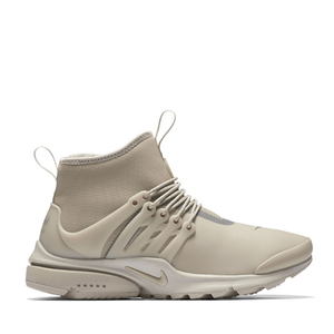 NIKE - WMNS AIR PRESTO MID UTILITY (LIGHT BONE), phone order only