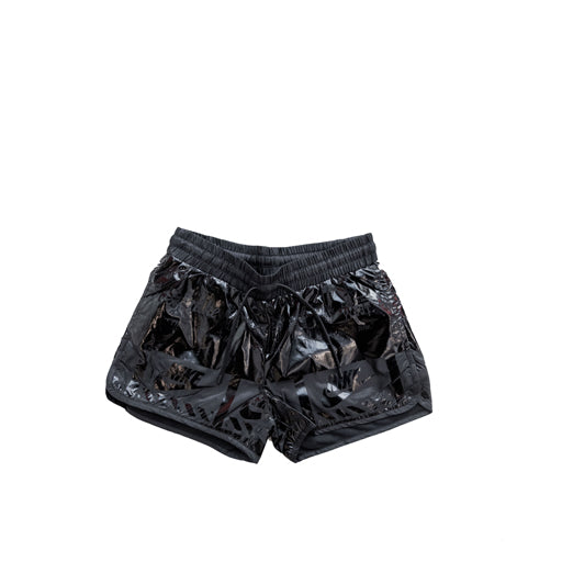 NIKE - WMNS NSW SHORTS (BLACK METALLIC), PHONE ORDER ONLY