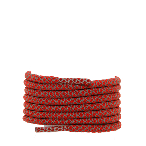 "ROPE LACE SUPPLY - 3M RED 54"" LACES (RED/3M)"