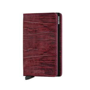 SECRID - SDM-BORDEAUX (SLIMWALLET DUTCH MARTIN BORDEAUX)