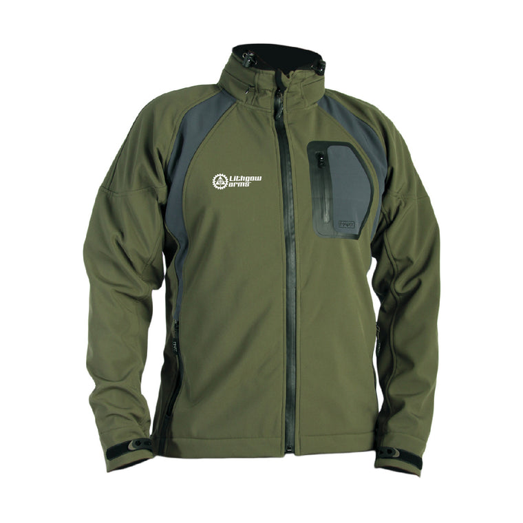 IZON FLEECE (FEMALE, GREEN)