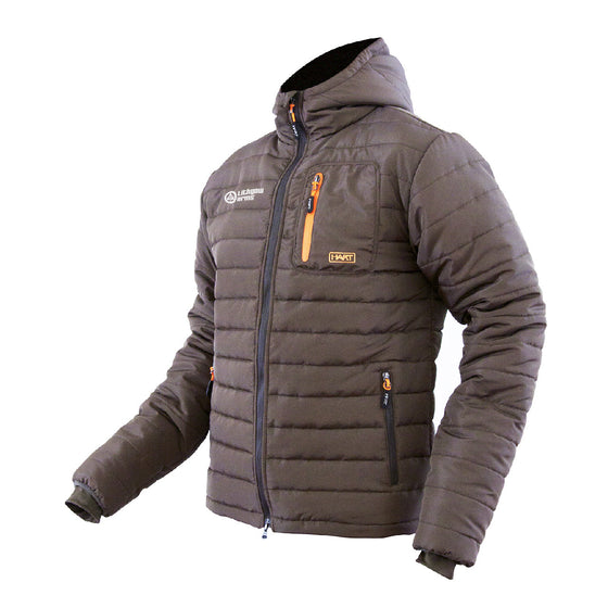 ENERGIE JACKET (BROWN)