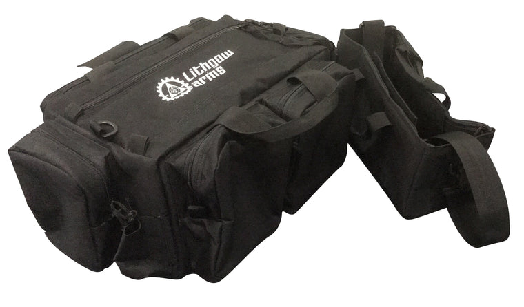38 TACTICAL BAG BLACK