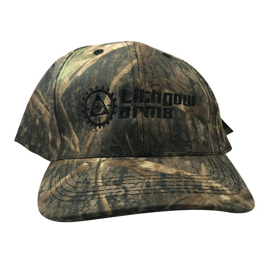 Lithgow Arms Camouflage Baseball Cap