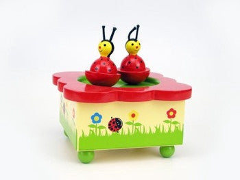 Koala Dream Music Box - Ladybird