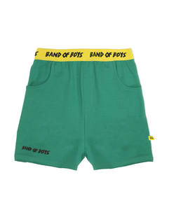 Band of Boys - Mean Green Shorts