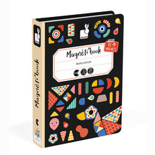 Janod - Magnetic Book - Moduloform