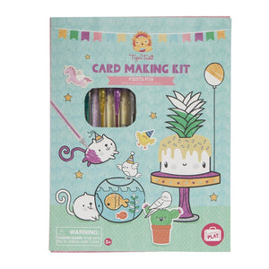 Tiger Tribe - Card Marking Kit - Fiesta Fun