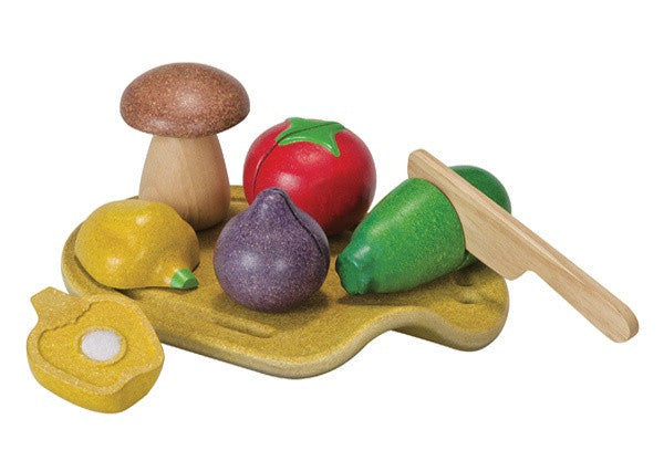 Plan Toys - Assorted Vegetable Set