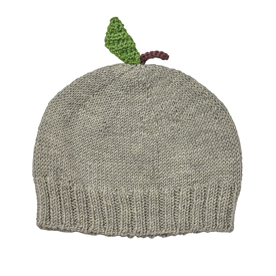 Acorn - Apple Beanie - Grey
