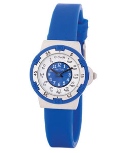 Cactus Watch - Time Teller - Blue/Silver