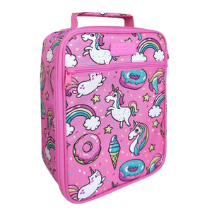Sachi - Insulated Junior Lunch Tote  - Unicorns
