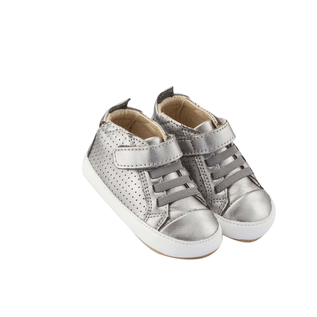 Old Soles - Cheer Bambini - Rich Silver