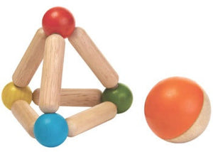 Plan Toys - Triangle Clutching Toy