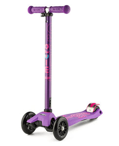 Micro - Maxi Micro Delux Scooter -  Purple