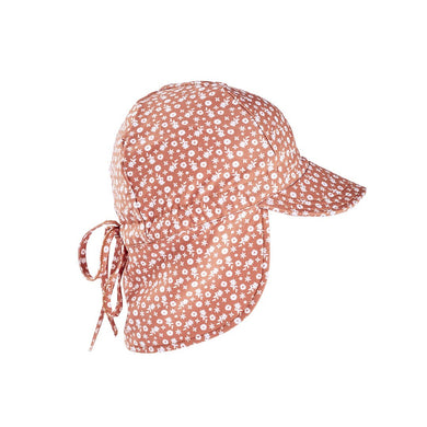 Acorn - Swim Flap Hat - Sweet Pea