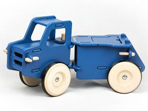 Moover Classic - Dump Truck - Solid Blue