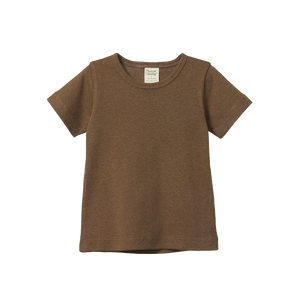 Nature Baby - River Tee - Otter Marl