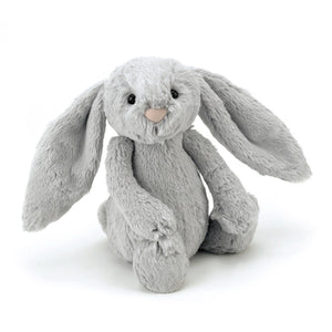 Jellycat - Bashful Bunny - Silver Medium
