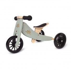 Kinderfeet - Tiny Tot 2 in 1 Trike - Sage