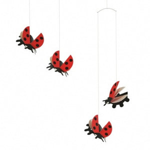 Flensted Click-A-Mobile Lady Bird