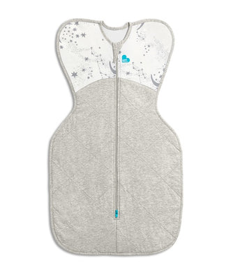 Love To Dream - Swaddle Up Warm 2.5 TOG - White