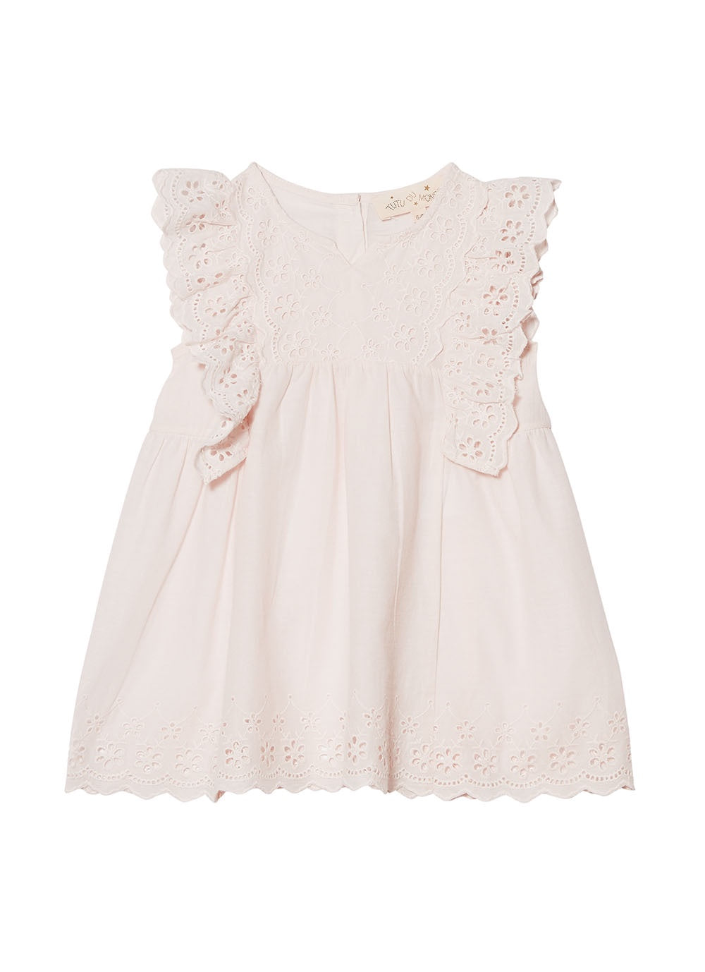 Tutu Du Monde - Heidi Dress - Tea Rose