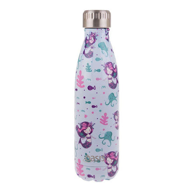Oasis - Insulated Stainless Steel Kids Drink Bottle - Mermaids
