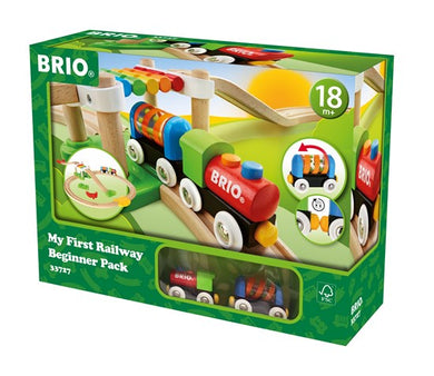 Brio - My First Railway Beginner Set