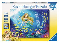 Ravensburger Puzzle 100pc Little Mermaid