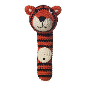Miann & Co - Tiger Hand Rattle