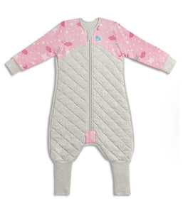 Love to Dream - Sleep Suit - 2.5 TOG - Pink