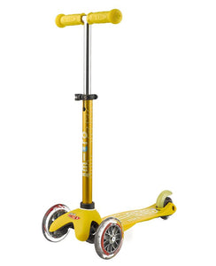 Micro - Mini Mircro Delux Scooter - Yellow