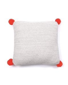 Indus Design - Cushion - Pom Pom