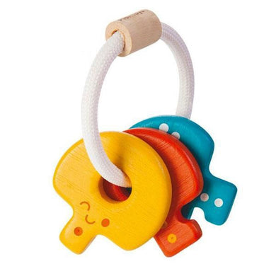 Plan Toys - Baby Key Rattle