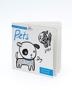Wee Gallery Board Books - Pets