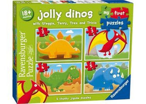 Ravensburger My First Puzzle Jolly Dino