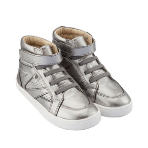 Old Soles - Starter Shoe - Rich Silver