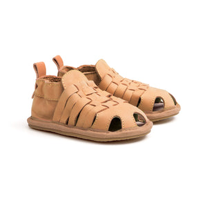 Pretty Brave - Riley Sandal - Tan