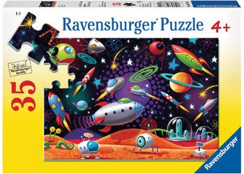 Ravensburger 35pc puzzle Space