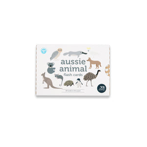 Two Little Ducklings  - Flash Cards - Aussie Animals