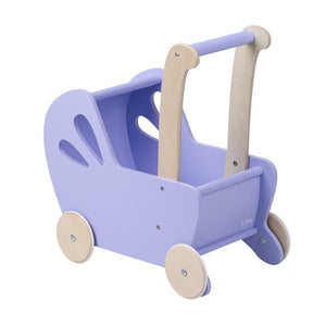 Moover Line - Dolls Pram - Purple