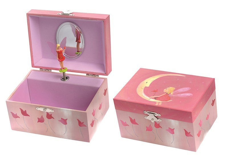 Egmont Musical Jewellery Box - Moon