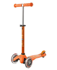 Micro - Mini Mircro Delux Scooter - Orange