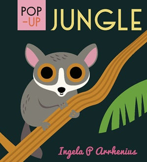 Pop-Up Book  - Jungle