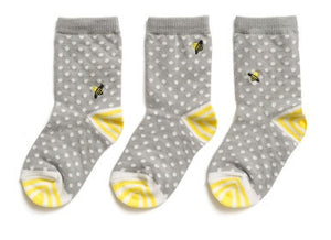 Hello Toes -Save The Bees Pair and Spare