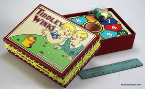 Knox and Floyd - Tiddley Winks Game